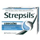 STREPSILS LIDOC PAST BT24